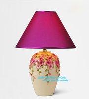 Garden Style  Free Shipping Fashion abajur Creative Table Lamp Desk Luminaria de mesa Kids Table Lights Modern  Children  lamp
