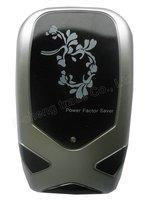 AU Plug 30KW Electricity Energy Saving Box Power Saver box Save 30%-50% SD-004 Black + free shipping