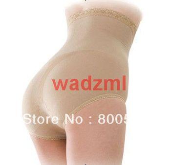 EMS free shipping  High Hip lace underwear high waist undergarment super body shaper 40pcs/lot