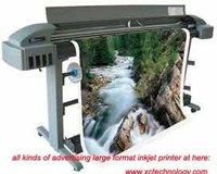 large format indoor novajet 750 inkjet printer