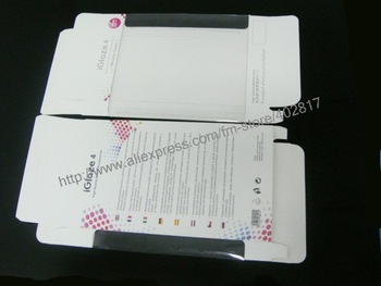 Free shipping 50pcs  Retail package box for iphone 3g 3gs 4G case / touch 4 case / mobile phone case