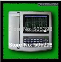 Digital Twelve-Channel ECG  ECG Machine with USB software, ECG-1200G