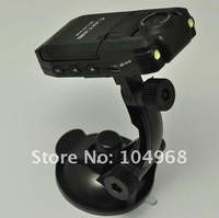 "Free shipping P5000 2.0"" LCD 270 Degrees Rotation car black box"