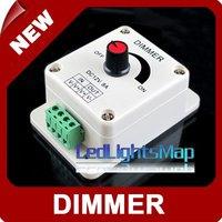 free shipping 12V 1 channel dimmer LED dimmer  [ LedLightsMap ]