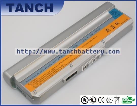 3000 C200,40Y8315,3000 C200 Series,3000 N100 0768,FRU 92P1184, 10.8V, 9 cell replacement battery(Hong Kong)