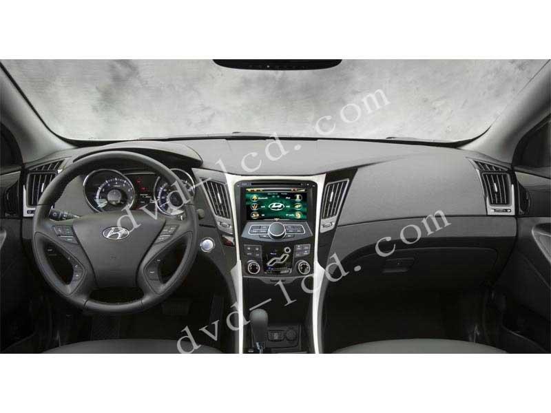 2010-2011 Hyundai new sonata car dvd player GPS Navigation system Bluetooth Ipod Win CE6.0 PIP HD LCD(China (Mainland))