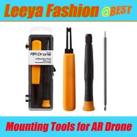 Hotselling free shipping Original Mounting Tools for Parrot AR Drone Quadricopter best price