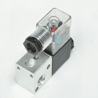 "3 Way 2 Position Pneumatic Solenoid Valve 1/8"" DC 12V [RA01]"