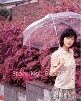 Free Shipping/Transparent umbrella,Fashion umbrella,Wholesale and Retail