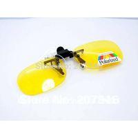 New Myopia Night Vision Lens Polarized Sunglasses Clip On Driving Hiking Fishing Reduce Harmful Reflection Rimless Sunglass 34
