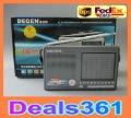 Wholesale - DEGEN DE1103 PLL DIGITAL AM LM SW SSB Shortwave Radio