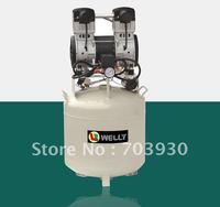 DN120050V-1 Silent Oil-free Dental air compressor with Air dryer