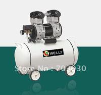 Model DN120050-1 Silent Oil-free Dental air compressor for 4 dental chiars