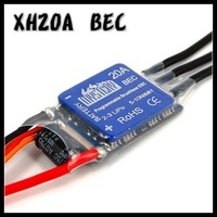 FreeShipping Mystery Star 20A Programable Brushless Speed Controller ESC