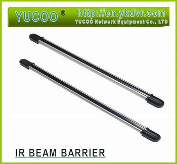 (YK-QHS-830) 8 beams outdoor 30m indoor 90m IR Barrier, IR Baluster ,IR Defence