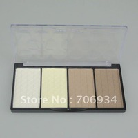 4pcs/lot Pro 4 Colors Blusher Makeup Palatte Powder Blush Graceful Powder  803D-2#