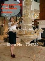 Crystal Chandelier Lift Light Lift Chandelier Hoist Chandelier Winch DDJ50 110V-240V free shiping
