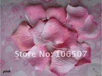 10packs PINK  Wedding  RosePetal Flower Table Decorations