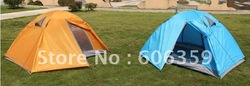 high mountain tent/2011 new design/free shipping/wholesale and retail/fastness/good material/high quality/windbreak/waterproof(China (Mainland))