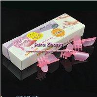 10pcs/set Nail Polish Protection Clipper Nail Art Tips Brand New Free shipping