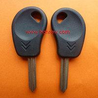 Free Shipping-- High quality Citroen transponder key shell