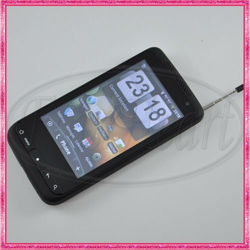 Android 2.2 Smart Mobile Phone L601 With TV JAVA WIFI GPS 3GP/MP4 Unlocked 3.5&#39;&#39; Touch Capacitive Screen Dual SIM Smart Cell Pho(China (Mainland))