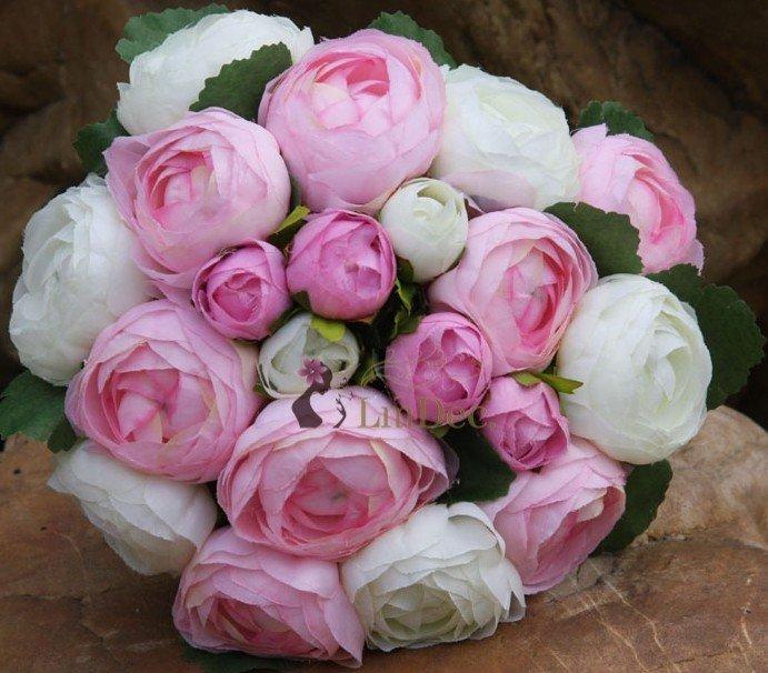 faux wedding bouquets