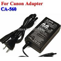 AC Power Adapter for Canon CA-560 OPTURA ZR10 ZR20 ZR40 ZR45MC Powershot G1 G2 G3 G5 G6 IS Adaptador