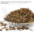 Jin Jun Mei Golden Buds Tea -- golden eyebrow top wuyi black tea ,150g, free shipping