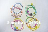 2011 new design silicone bracelet(50pcs/lot) wholesale and retail