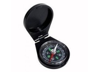 Free shipping+100pcs/lot, BlackRock Flip-Open Liquid Compass