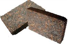2002 year aged Puerh Brick Tea Pu er Tea Puer Cha 250g Ripe PB10 2 Slimming
