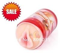 New  hot sale  men's Masturbator,masturbation cup, High elasticity ilicon pussy,vaginal masturbator,sex toys sex product