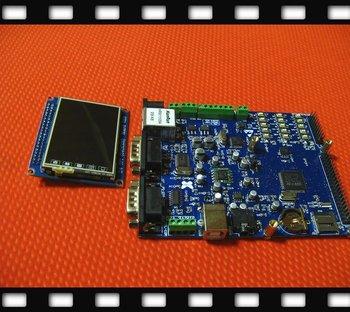 """Freeshipping Open103V-P-B STM32F103VET6 STM32F103 STM32 ARM Development Board Kit+ 2.4""""TFT  LCD+ FM+MP3 +Ethernet"""