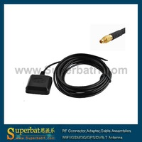 mini gps Antenna MMCX series connector 2M/3M/5M