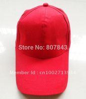 New outdoor   sportting  cap adjustable hat red