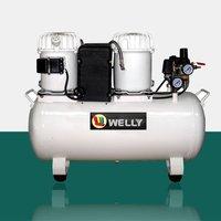 100% Guaranteed 2HP Oil-free mute air compressor (Model M75050-2)