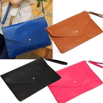 New Arrival Fashion Ladies' Stylish Envelope Handbag  Design Shoulder Bag  dropshipping 3138