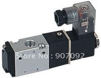 3V Series Solenoid Control Valve Alumium Body Airtac Solenoid Valve 3V110-06