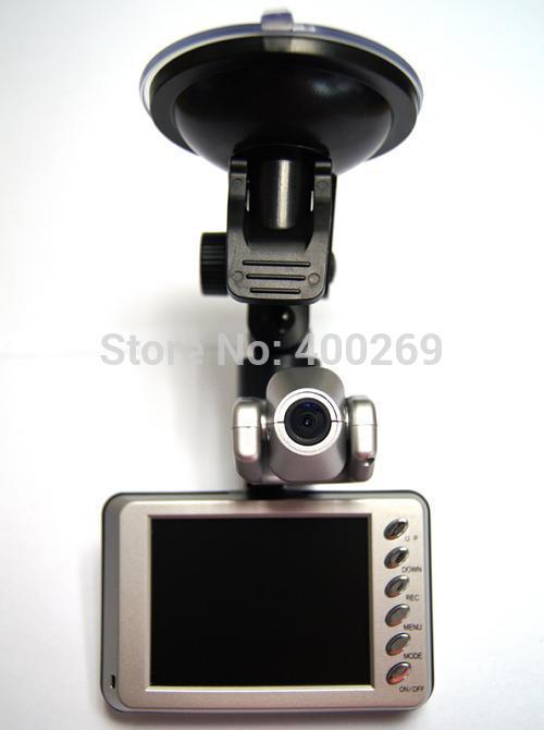 "Free shipping 1920*720 Vehicle Car DVR Recorder + 120 Wide Angle + 2.8"" TFT LCD Screen ADK-C166(China (Mainland))"