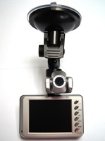 "Free shipping 1920*720 Vehicle Car DVR Recorder + 120 Wide Angle + 2.8"" TFT LCD Screen ADK-C166"