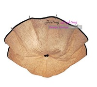 Free Shipping Hot Selling Modern Style Fabric Ceiling Lamp,Hall Lamp Dia:900mm