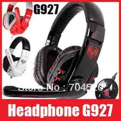 Brand New Somic G927 7.1 Surround Gaming Headset Stereo Headphone Powerful Bass Earphone with Mic, Fast Shipping!(China (Mainland))