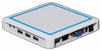 Powerful and flexible Cloud terminal ,Multi-users share one pc ( WIFI options)