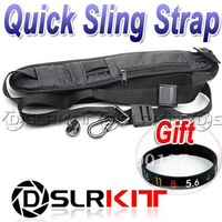 Quick Rapid Camera Sling Strap for CANON NIKON SONY PENTAX