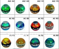 Power seller+ Free Shipping 1piece promotion christmas gift mix color plastic sports ball with Led & counter for fit