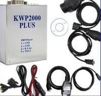 Free shipping KWP2000 + Plus ECU Flasher Chip Tuning KWP 2000 OBD2 II