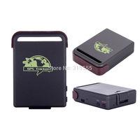 Realtime Car/Vehicle GPS/GSM/GPRS Tracker TK102 TK 102 VEHICLE MINI, Free shipping + Drop shipping