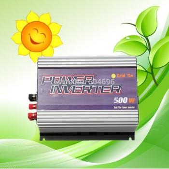 500w grid tie inverter wind Dump Load controller 3 phase AC input 10.8-30V