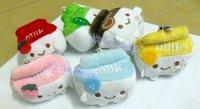 MPP047 plush milk cell phone pendant,plush pendant,bag pendant,cell phone charm,Free shipping!Wholesale